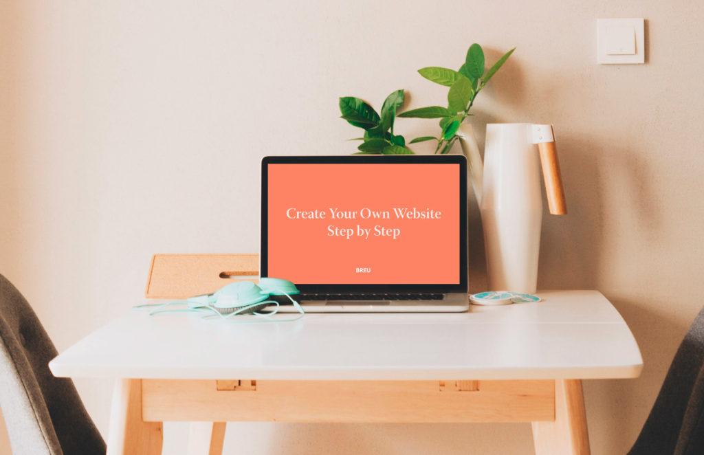 Cómo Crear tu Propia Web Paso a Paso