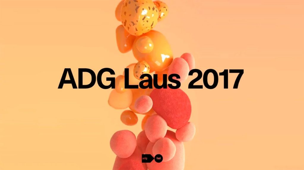 Awarded with two Silver Laus Awards by Adg-Fad